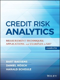 Cover Credit Risk Analytics