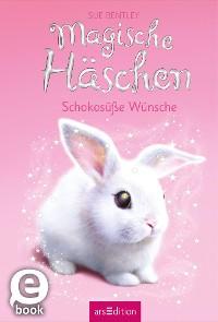 Cover Magische Häschen - Hoppelige Klassenfahrt