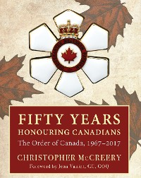 Cover Fifty Years Honouring Canadians