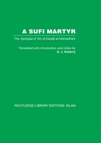 Cover Sufi Martyr