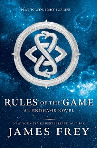 Cover Rules of the Game (Endgame, Book 3)