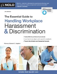 Cover Essential Guide to Handling Workplace Harassment & Discrimination, The