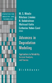 Cover Advances in Degradation Modeling