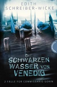 Cover Die schwarzen Wasser von Venedig
