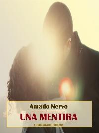 Cover Una Mentira