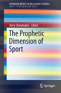 Cover The Prophetic Dimension of Sport