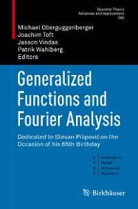 Cover Generalized Functions and Fourier Analysis