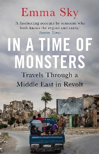 Cover In A Time Of Monsters