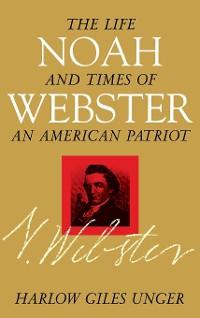 Cover Noah Webster