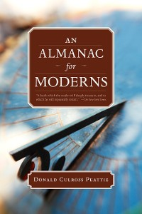 Cover An Almanac for Moderns