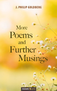 Cover More Poems and Further Musings