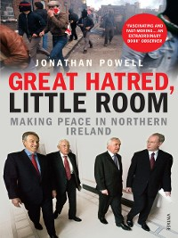 Cover Great Hatred, Little Room