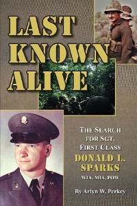 Cover Last Known Alive