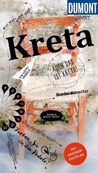 Cover DuMont direkt Reiseführer Kreta