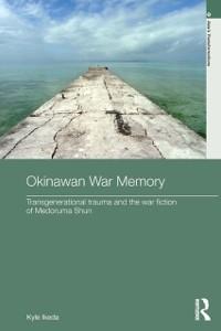 Cover Okinawan War Memory