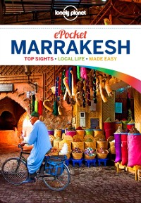 Cover Lonely Planet Pocket Marrakesh