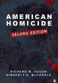 Cover American Homicide