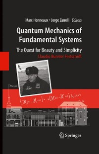 Cover Quantum Mechanics of Fundamental Systems: The Quest for Beauty and Simplicity