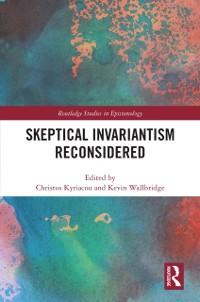 Cover Skeptical Invariantism Reconsidered