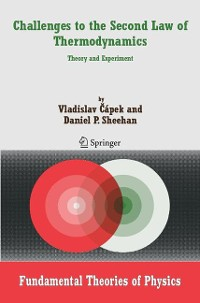 Cover Challenges to The Second Law of Thermodynamics