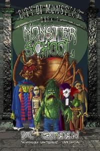 Cover Monster School