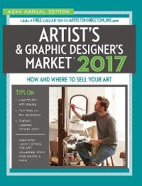 Cover Artist's & Graphic Designer's Market 2017
