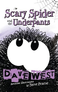 Cover Scary Spider and the Underpants
