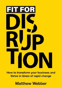 Cover Fit for Disruption