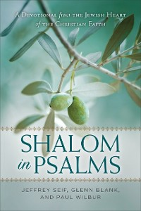Cover Shalom in Psalms