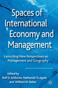 Cover Spaces of International Economy and Management