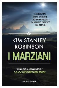 Cover I marziani