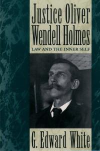 Cover Justice Oliver Wendell Holmes