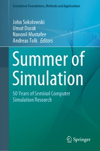 Cover Summer of Simulation