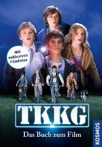 Cover TKKG - Das Buch zum Film