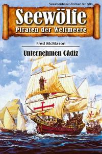 Cover Seewölfe - Piraten der Weltmeere 584