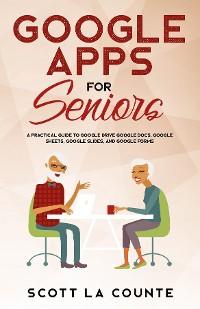 Cover Google Apps for Seniors