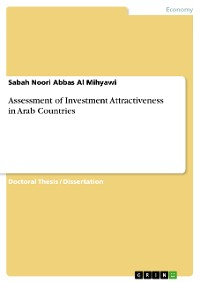 Cover Assessment of Investment Attractiveness in Arab Countries