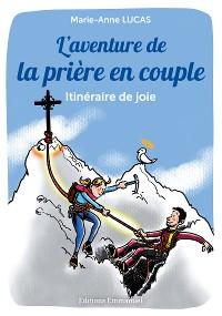Cover L'aventure de la prière en couple