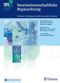 Cover Neurowissenschaftliche Begutachtung
