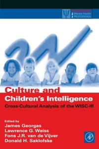 Cover Culture and Children's Intelligence