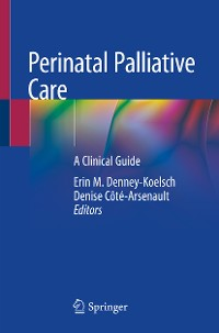 Cover Perinatal Palliative Care