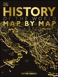 Cover History of the World Map by Map