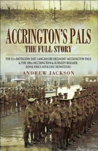 Cover Accrington's Pals: The Full Story