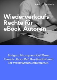 Cover Wiederverkaufs Rechte für eBook-Autoren