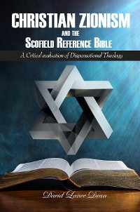 Cover Christian Zionism and the Scofield Reference Bible