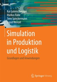 Cover Simulation in Produktion und Logistik