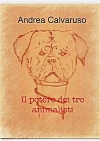 Cover Il potere dei tre animalisti