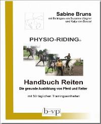 Cover PHYSIO-RIDING Handbuch Reiten