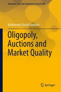 Cover Oligopoly, Auctions and Market Quality