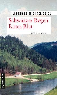 Cover Schwarzer Regen Rotes Blut